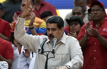 """Maduro culpa a Chile y Colombia de perpetrar """"ataques"""" contra el sistema eléctrico en Venezuela"""