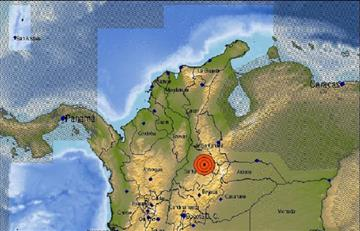 ¿Lo sintió? Fuerte temblor sacudió varias ciudades de Colombia