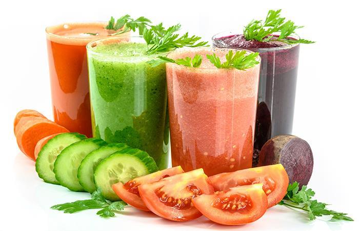 Estos jugos naturales te servirán para adelgazar. Foto: Pixabay