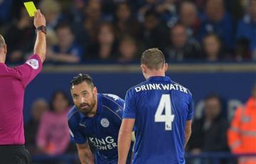 Drinkwater, jugador de Chelsea, detenido por conducir ebrio
