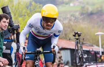 Vuelta al País Vasco 2019: Daniel Felipe Martínez sigue en el top 5 y Alaphilippe gana la etapa