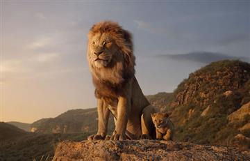 ¡Espectacular! Este es el nuevo tráiler de 'El Rey León'