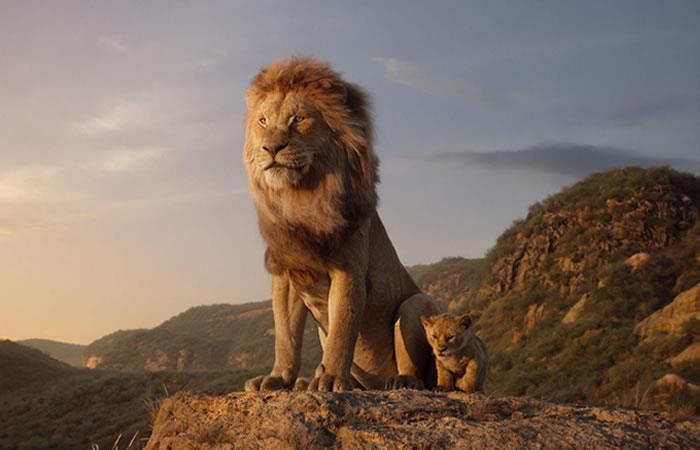 Así se ven Timón y Pumba en el nuevo tráiler de 'El Rey León'