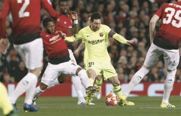 [VIDEO] Barcelona da un paso hacía las semifinales de la Champions