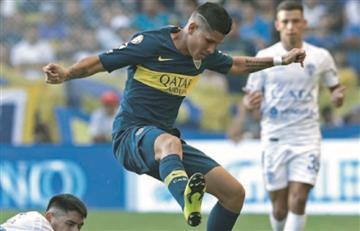 Jorman Campuzano no viajará con Boca para enfrentar a Deportes Tolima