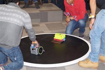 ¿Torneo de Robótica? Será en Bogotá el próximo 24 de abril