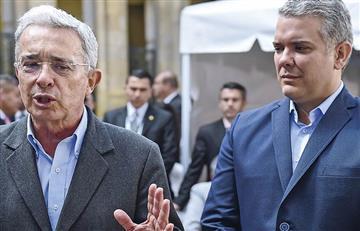 El crecimiento de cultivos también es culpa de EE.UU: Uribe