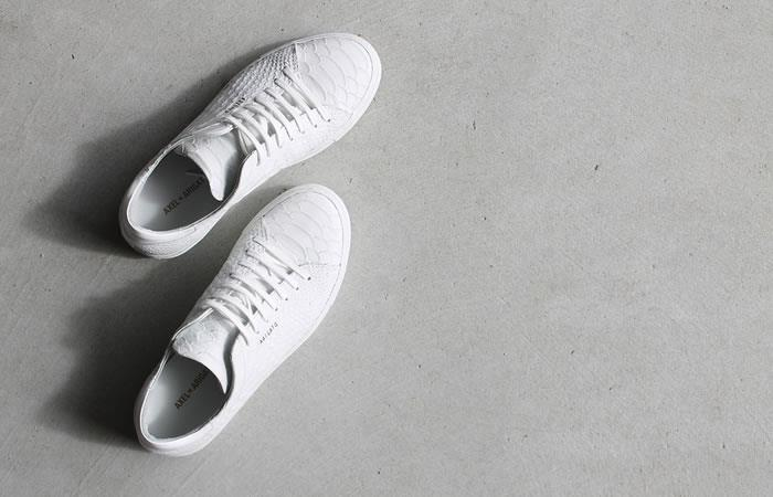 ¡Los zapatos blancos son para cuidar!. Foto: Pixabay