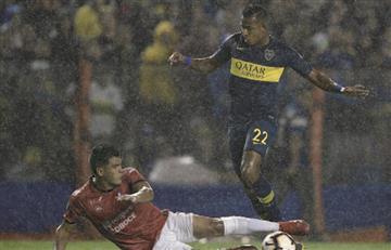 [VIDEO] Sebastián Villa fue figura en la goleada de Boca en Libertadores