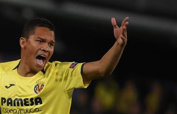 [VIDEO] ¡En problemas! El Villarreal de Bacca cae en su estadio ante Valencia por Europa League