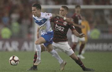 [VIDEO] Gustavo Cuellar fue pieza clave en la goleada de Flamengo a San José