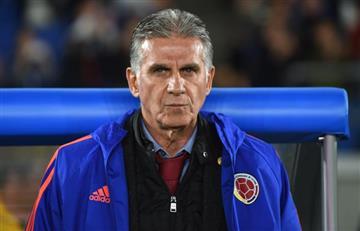 ¿Carlos Queiroz quiere cambiar la sede de la Selección Colombia?