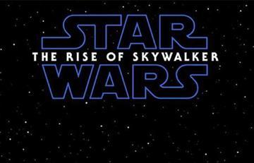 ¡Salió el tráiler! Star Wars 9 llegará a las pantallas del cine