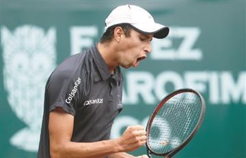 ¡Imparable! Daniel Galán se clasifica a las semifinales del ATP 250 de Houston