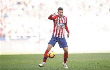 [VIDEO] Con Santiago Arias, Atlético de Madrid venció a Celta de Vigo