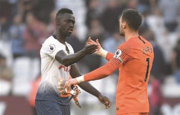 Con Davinson Sánchez, Tottenham goleó a Huddersfield en la Premier League