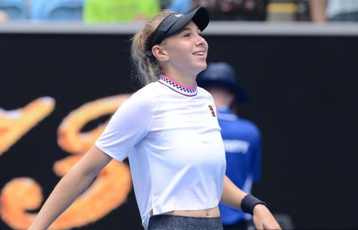 Claro Open Colsanitas: Astra Sharma y Amanda Anisimova jugarán la final
