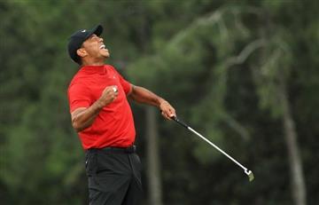 ¡Volvió el Tigre! Tiger Woods se corona por quinta vez en Augusta