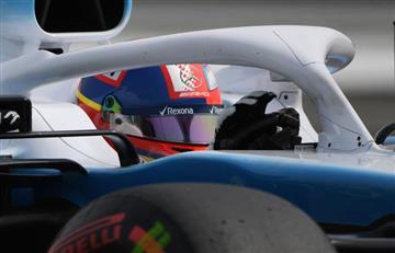 Piloto rindió homenaje a Juan Pablo Montoya en carrera #1000 de Fórmula 1