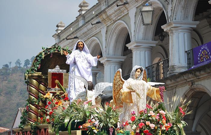 Los sucesos que marcaron el Lunes Santo