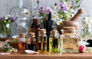 Aceites esenciales para el cuidado del rostro