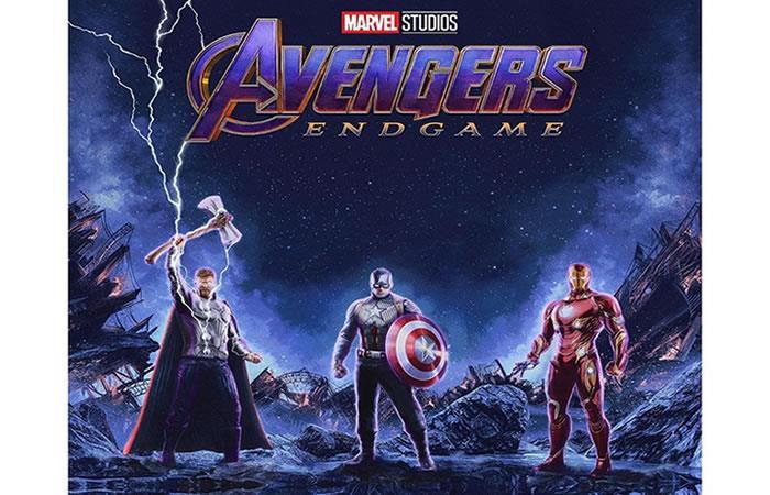 'Avengers: Endgame': Se filtran 5 minutos esenciales de la película