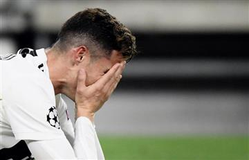 [VIDEO] ¡De no creer! Cristiano Ronaldo se quedó sin Champions League