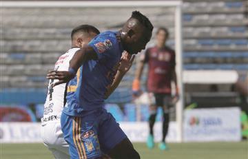 Julián Quiñones se perderá la final de Concachampions por lesión