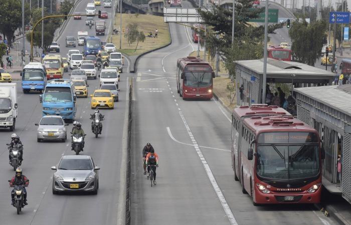 Asimismo, TransMilenio funcionará como lo venía haciendo el resto de semana. Foto: Twitter