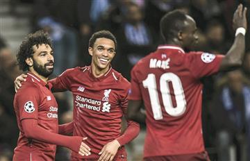 Liverpool clasifica sin problemas y se verá con Barcelona en semis