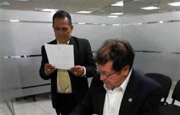 ¿Luis Eduardo Díaz volvió al Concejo de Bogotá?