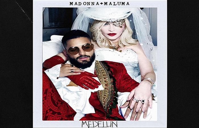 Maluma y Madonna: Así suena su nueva canción 'Medellín'