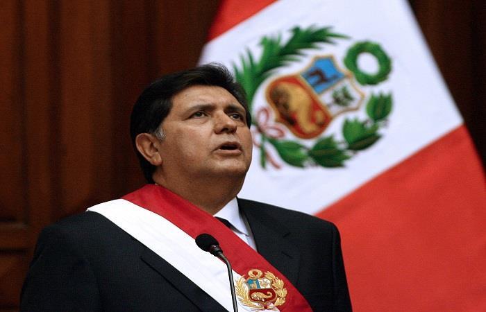 Alan García fue presidente de Perú entre 1985-90 y 2006-2011. Foto: AFP