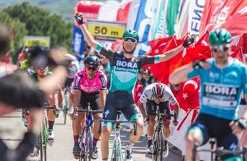 Colombia continúa en el podio virtual del Tour de Turquía