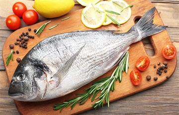 ¡Ideal para Semana Santa! Estos son los beneficios del pescado para la salud