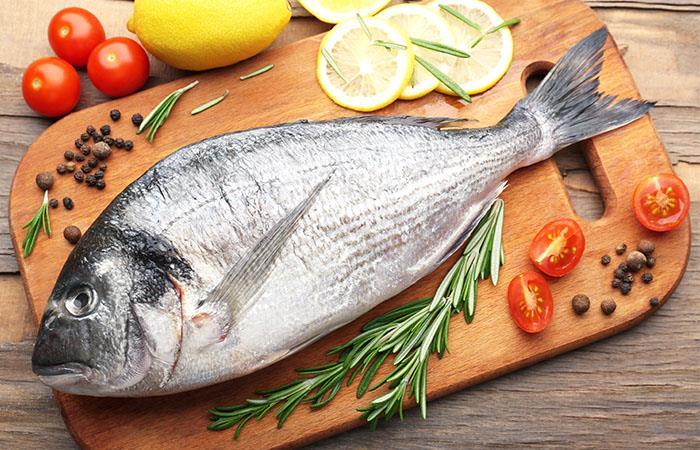 Los beneficios del pescado para el organismo