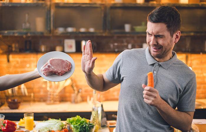 Cada vez es más frecuente querer dejar de comer carnes. Foto: Shutterstock