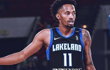 Braian Angola buscaría oportunidad de llegar a NBA en un nuevo equipo