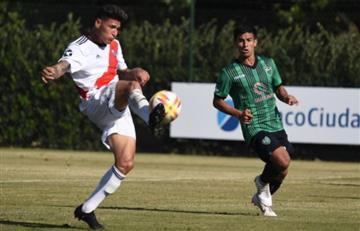 Nuevo golazo del 'Neymar colombiano' con la reserva de River Plate