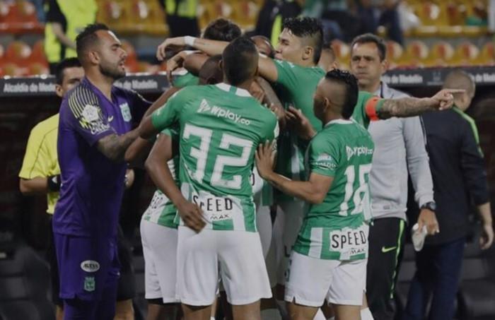 Nacional goleó 4-0 a Patriotas y entró al grupo de los 8