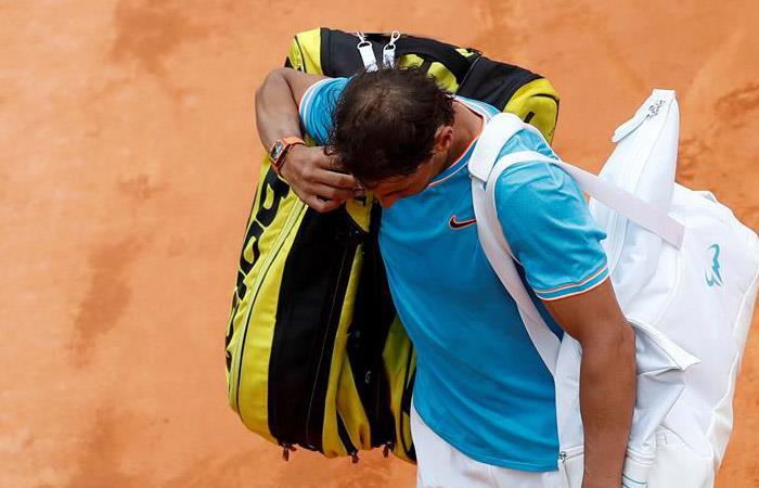 Masters de Montecarlo: Rafael Nadal es eliminado por Fognini