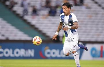 Con golazo, Dayro Moreno ayudó a clasificar a Talleres en Argentina