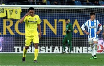 Bacca anota gol vital para mantener a Villareal en primera división
