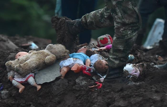 Cauca: Deslizamiento de tierra dejó sin vida a 30 personas