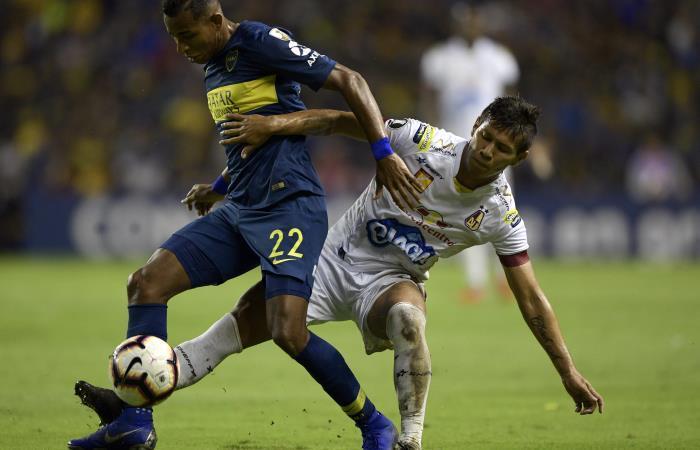 Copa Libertadores: Sigue EN VIVO ONLINE el partido entre Deportes Tolima y Boca Juniors