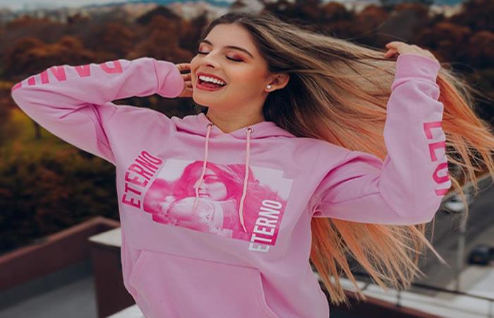 La nueva marca de ropa ya tiene cuenta en Instagram. Foto: Instagram/legado_legarda_