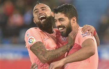 Barcelona acaricia el título de LaLiga tras vencer a Alavés