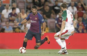 LaLiga: Sigue EN VIVO ONLINE el encuentro entre Alavés y Barcelona