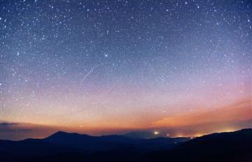 Desde esta noche podrás visualizar la lluvia de estrellas Líridas