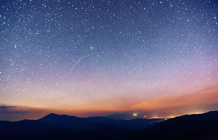 Las estrellas inundarán el cielo hasta el próximo 25 de abril. Foto: Shutterstock.